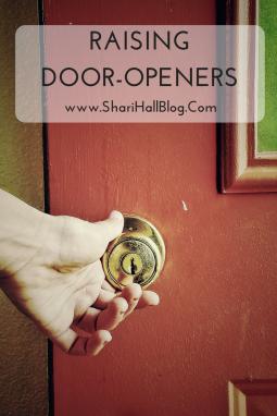 Raising Door-Openers