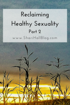 Reclaiming Healthy Sexuality