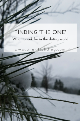 Finding 'The One'