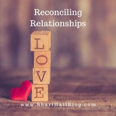 Reconciling Relationships2